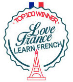 Love France, Learn French WINNER