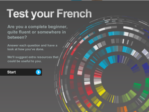 BBC French test