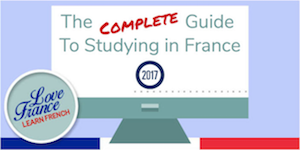 Free Study in France Guide